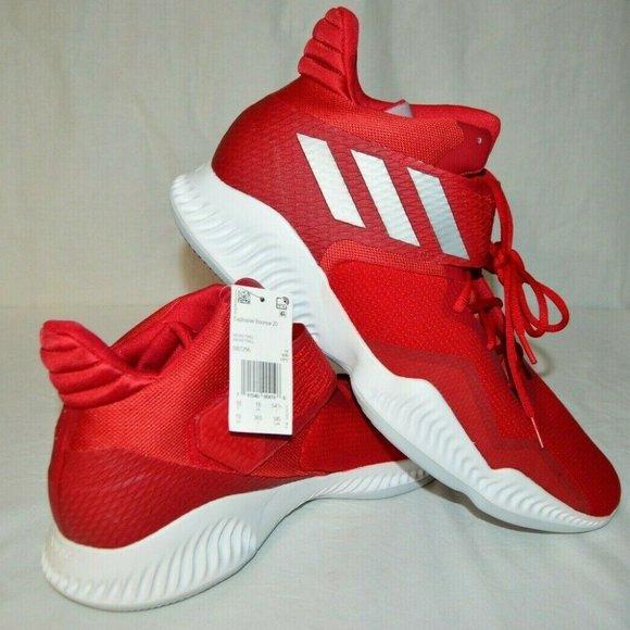 Adidas Explosive Bounce 20 High Basketball Shoes